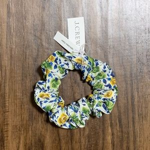 J.crew liberty scrunchie
